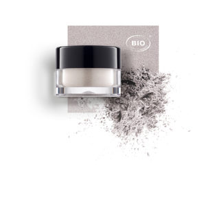 fard paupieres touches lumieres pepites argent phyts organic make-up